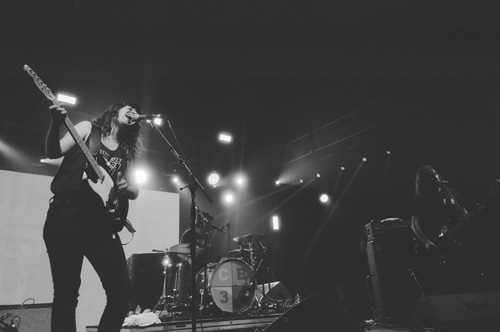 Courtney Barnett at Bonnaroo